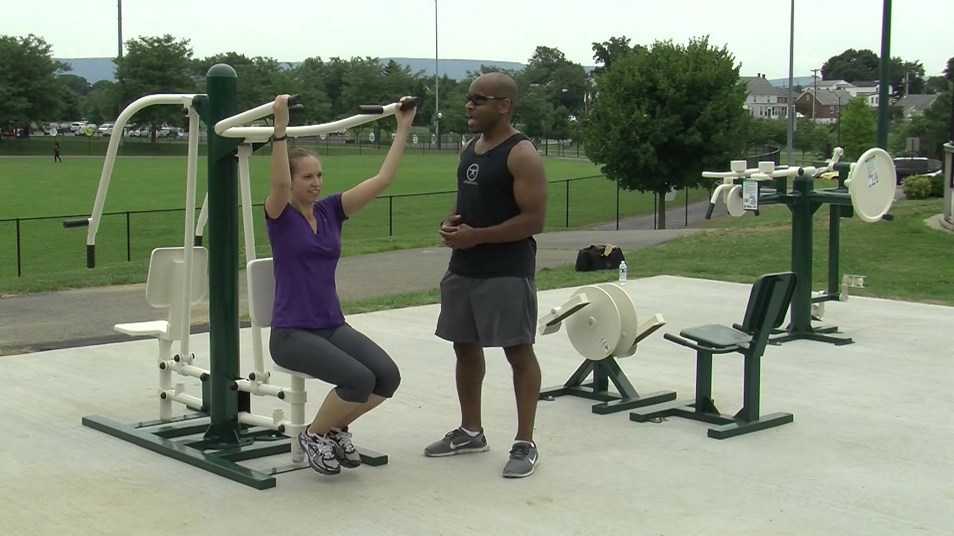 6a184cfcd34 Outdoor Fitness Equipment – Before You Buy - Best Vibration Machine
